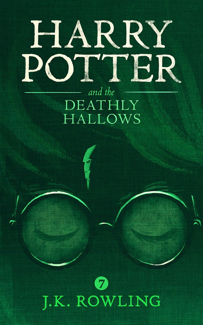 Amazon Com Harry Potter And The Deathly Hallows Ebook J K
