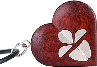Locket illusionista, collana fatta a mano con medaglione, medaglione