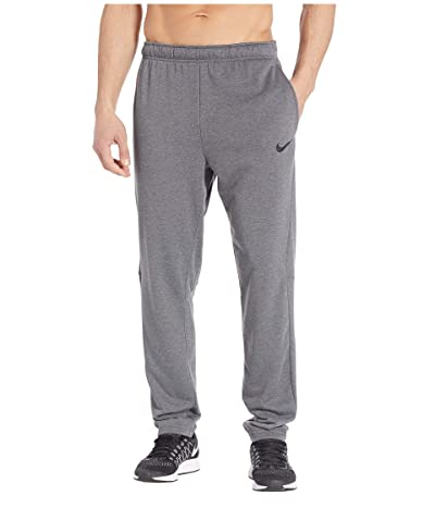 Nike Dry Training Regular Pant (Charcoal Heather/Black) Men