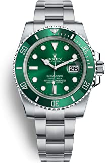 Luxury REP Iconic Crown Homage Latest Version 9 Submariner High End Watch