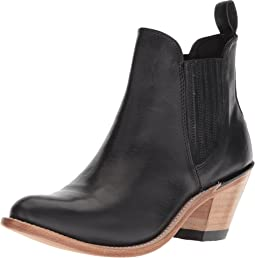 Gored Ankle Boot