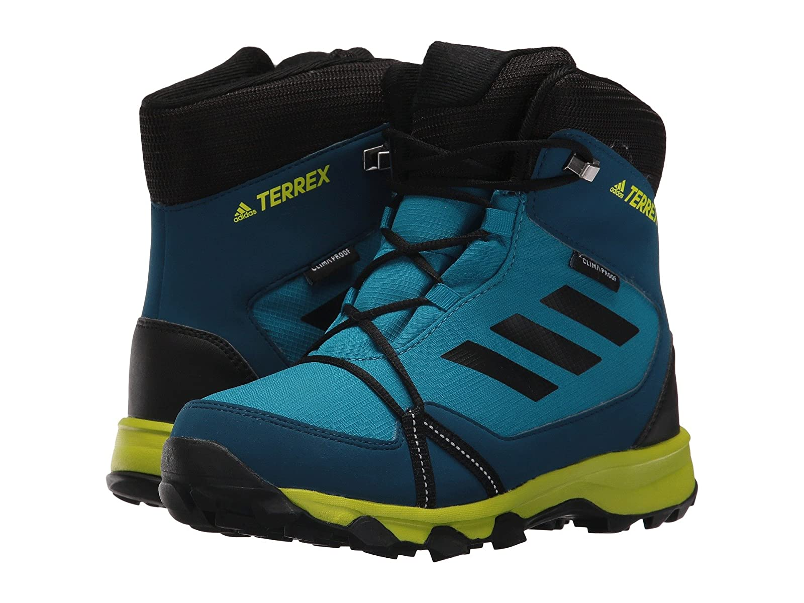 adidas Outdoor Kids Terrex Snow CP CW (Little Kid/Big Kid)Stylish and characteristic shoes