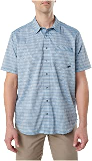 Tactical Men's Intrepid Short Sleeve Polo Shirt, Polyester Mesh Fabric, Style 71369