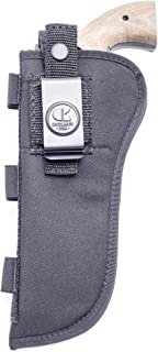 OutBags USA NSC10 Nylon OWB Outside Pants Carry Holster w/Ammo Loops. Family owned & operated. Made in USA