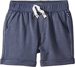 Washed Baby French Terry Shorts (Infant)