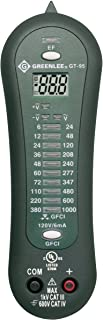 Greenlee - Tester, Voltage-Lcd Gfci, Elec Test Instruments (GT-95), Small