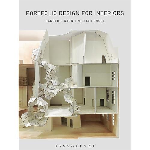 Portfolio Design For Interiors Linton Harold Engel William 9781628924725 Amazon Com Books