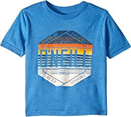 Sideshot Short Sleeve Shirt (Toddler/Little Kids)