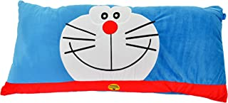 モリシタ(Morisita) フェイス枕 ブルー Lサイズ 小学館 ドラえもん ダイカット枕 (ロング) 4620218