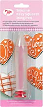 Tala White/Red Silicone Easy Squeeze Icing Pen 10A09946
