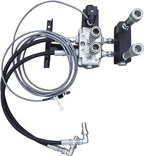 UTV Hitchworks Hydraulic Selector Valve for Kubota RTV Model 900, 1100, 1140