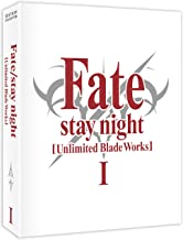 Fate/Stay Night Unlimited Blade Works - Part 1/2 - Edition DVD