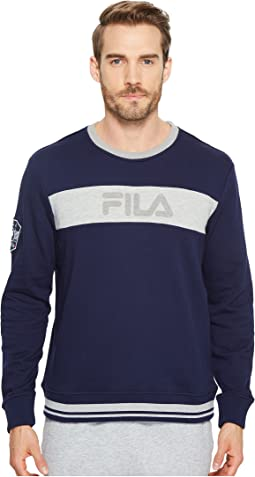 Navy/Grey Heather/Silver Dollar
