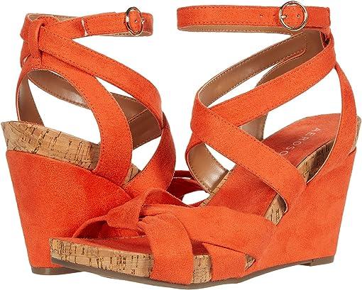 Orange Fabric