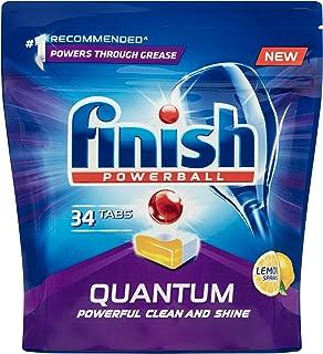 Finish Quantum Lemon Tablets 34s, 0.620 kilograms
