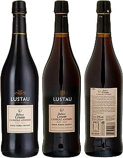 Lustau Deluxe Cream Sherry 20% vol. 3 x 0.75 l