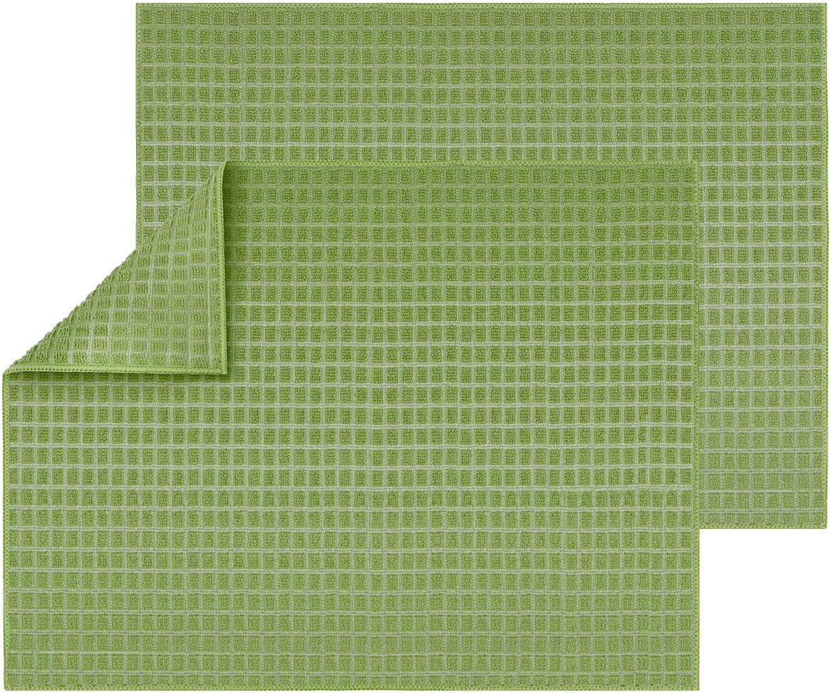 2-Packs Microfiber Dish Cash special price Drying Mat for Counter-top Choice Dry Kitchen