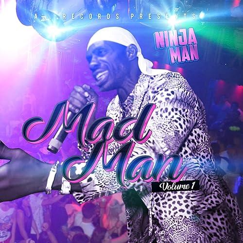 Ninja Man Mad Man, Vol. 1 de Ninja Man en Amazon Music ...