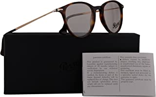 47456c8397a22 Persol PO3147V Eyeglasses 48-19-140 Havana w Demo Clear Lens 24 PO3147