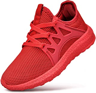 39112686c6 Biacolum Kids Sneaker Mesh Breathable Athletic Running Tennis Shoes for Boys  Girls