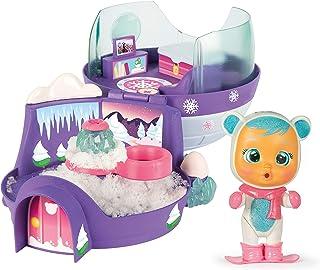 MC Toys – Bebés Llorones Lágrimas Mágicas, El Iglú de Kristal (90934)