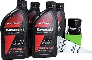 2007 Kawasaki VULCAN 900 CLASSIC LT Oil Change Kit