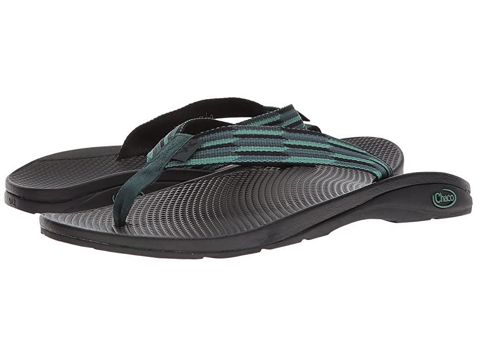 Chaco Flip EcoTreadtm (Accordian Pine) Men