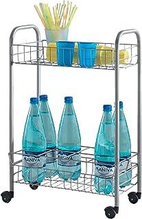 Metaltex 382508039 Milano - Camarera con Soporte para Botellas
