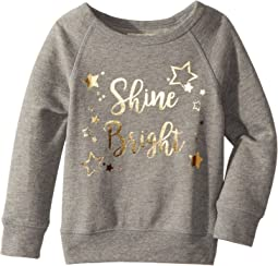 PEEK - Shine Bright Sweatshirt (Toddler/Little Kids/Big Kids)