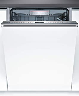 Bosch Serie 6 - Lavavajillas totalmente integrado/A +++, 60 cm / 183 kWh/año, 14 MGD, SuperSilence, InfoLight, Zeolith/Home Connect/Variocajón Totalmente integrado XXL.
