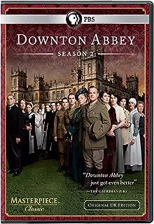 Masterpiece Classic: Downton Abbey - Season 2 Original U.K. Edition DVD Box Set