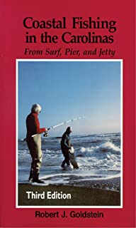 Coastal Fishing in the Carolinas: From Surf, Pier, and Jetty