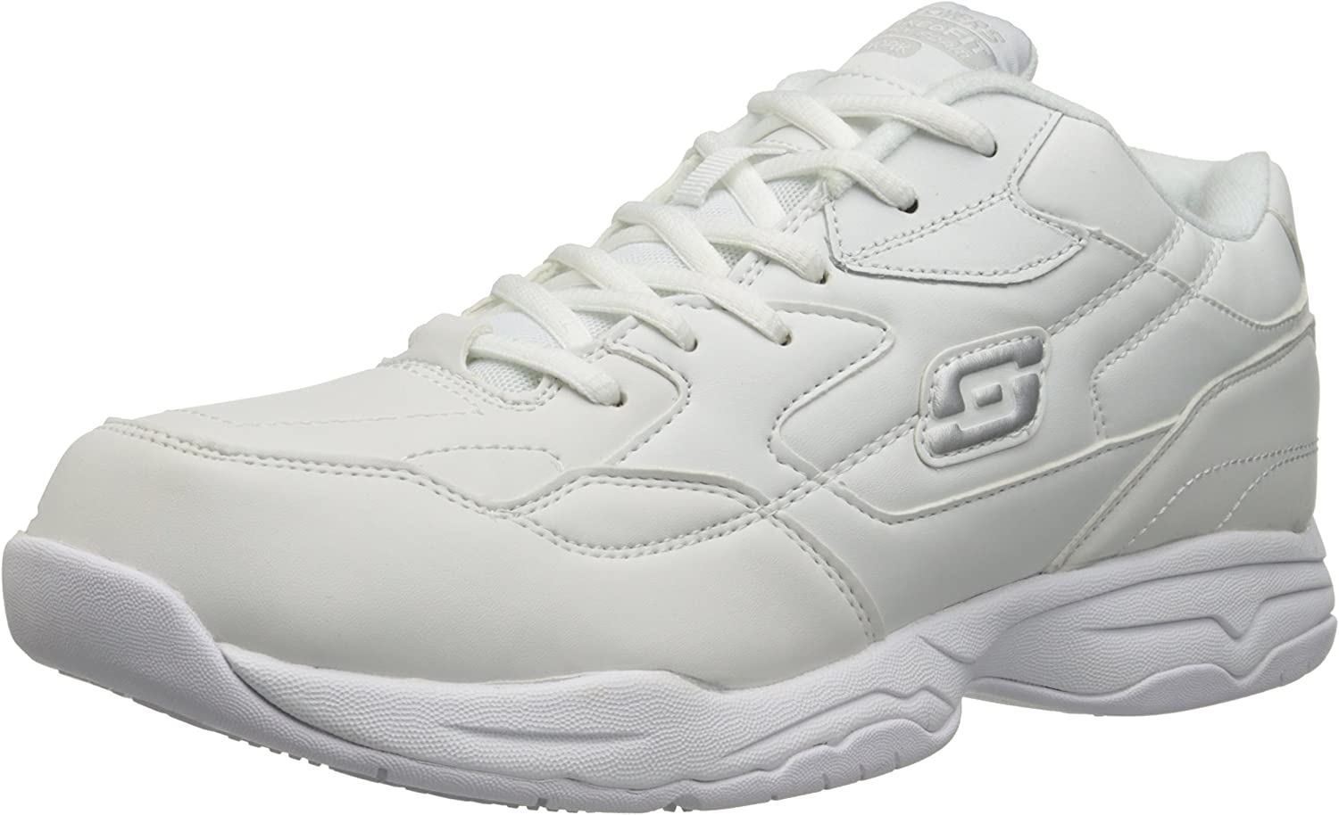 Skechers For Work 77032 Felton Resistant Relaxed-fit Work shoes