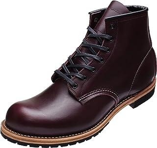 REDWING Heritage Work/ROUND-TOE BECKMAN BOOTS (レッドウイング ラウンド・トゥー ベックマンブーツ) BLACK CHERRY (ブラック・チェリー) [Style No.9411] 大きいサイズ ...