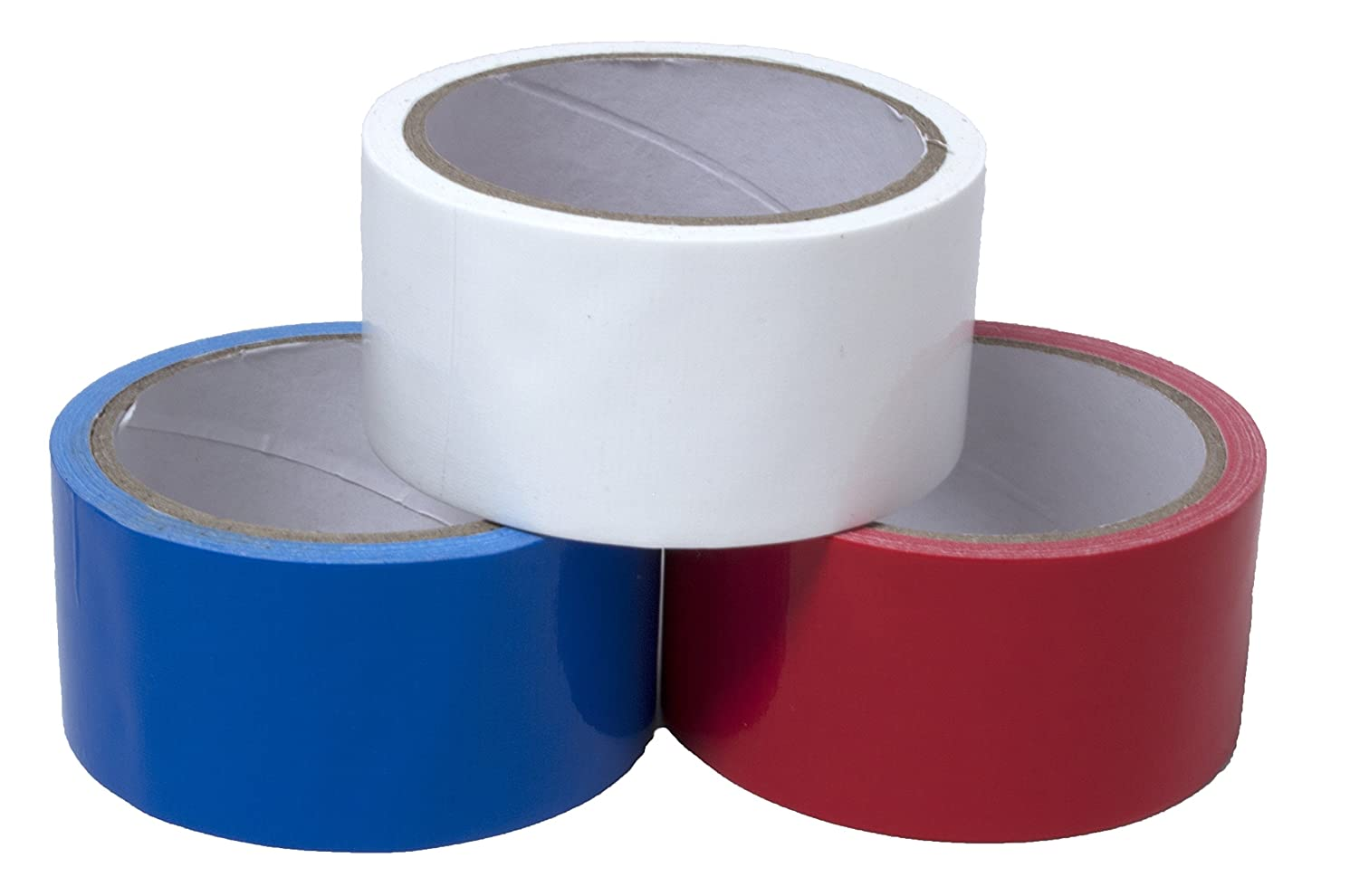 3 Pack Duct Tape Multipurpose Crafts Projects Household Repairs 1.8