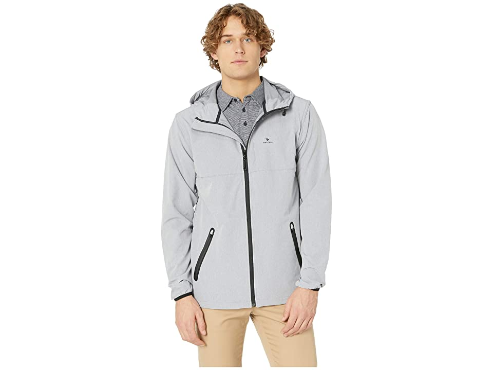 Rip Curl Elite Anti Series Winderb Jacket (Athletic Heather) Men