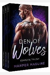 Den of Wolves: Complete Trilogy Kindle Edition