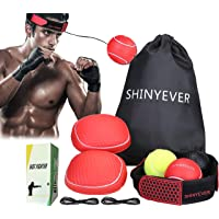 Deals on ShinyEver Boxing Training Ball with Boxing Glove