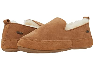 Acorn Indoor/Outdoor Ewe Loafer (Chestnut) Women