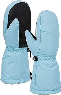 Kids Thinsulate Insulation Ski Mittens Boys Girls Snow Mittens Winter Gloves