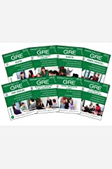 Manhattan Prep GRE Set of 8 Strategy Guides (Manhattan Prep GRE Strategy Guides) Paperback