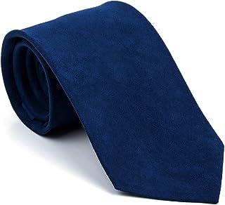 Suede Wedding Tie Formal Wedding Necktie Groom Neckwear