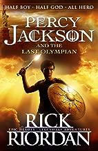 Percy Jackson and the Last Olympian by Rick Riordan - Paperback