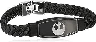 star wars leather bracelet