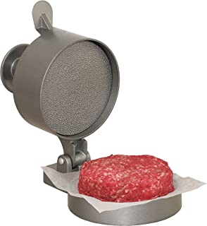 Weston Burger Express Hamburger Press With Patty Ejector (07-0310-W), Makes 4 1/2