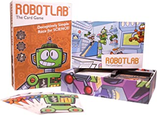 Best robotlab card game Reviews