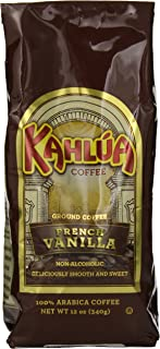 kahlua french vanilla coffee