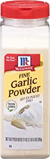 McCormick Fine Garlic Powder, 21 oz