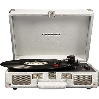 Crosley Spinnerette - Tocadiscos (Tocadiscos de tracción por ...