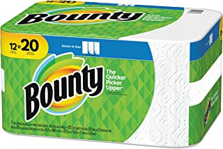 Bounty Select-A-Size 2-Ply Paper Towels, 11